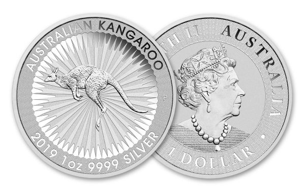 Australian Silver Coin PreciousMetals.ie