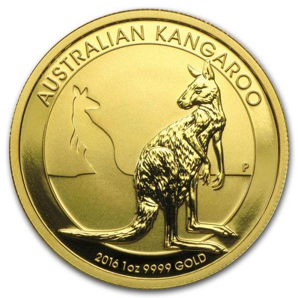 Australian Kangaroo Reverse PreciousMetals.ie