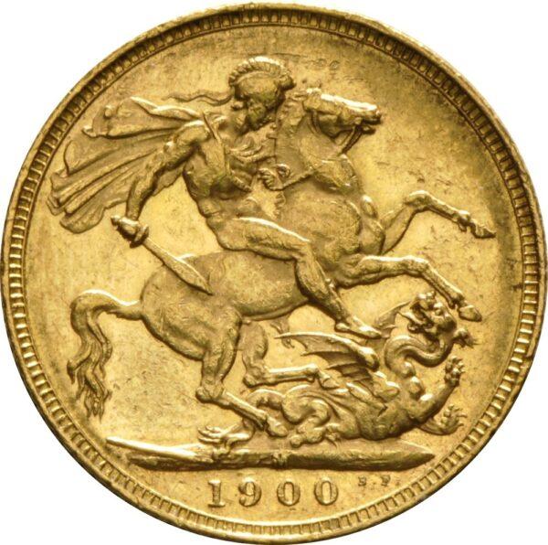 British Gold Sovereign 3.66g